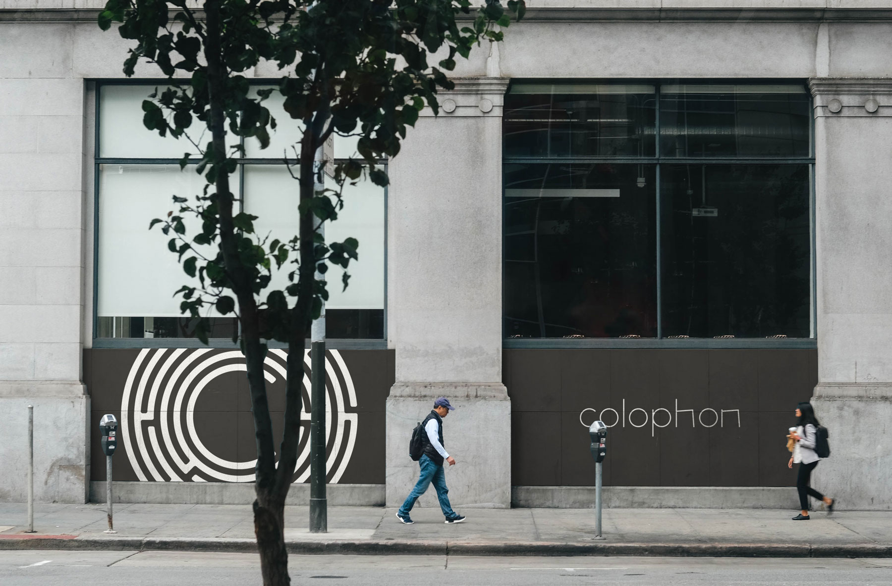 Colophon Store Front