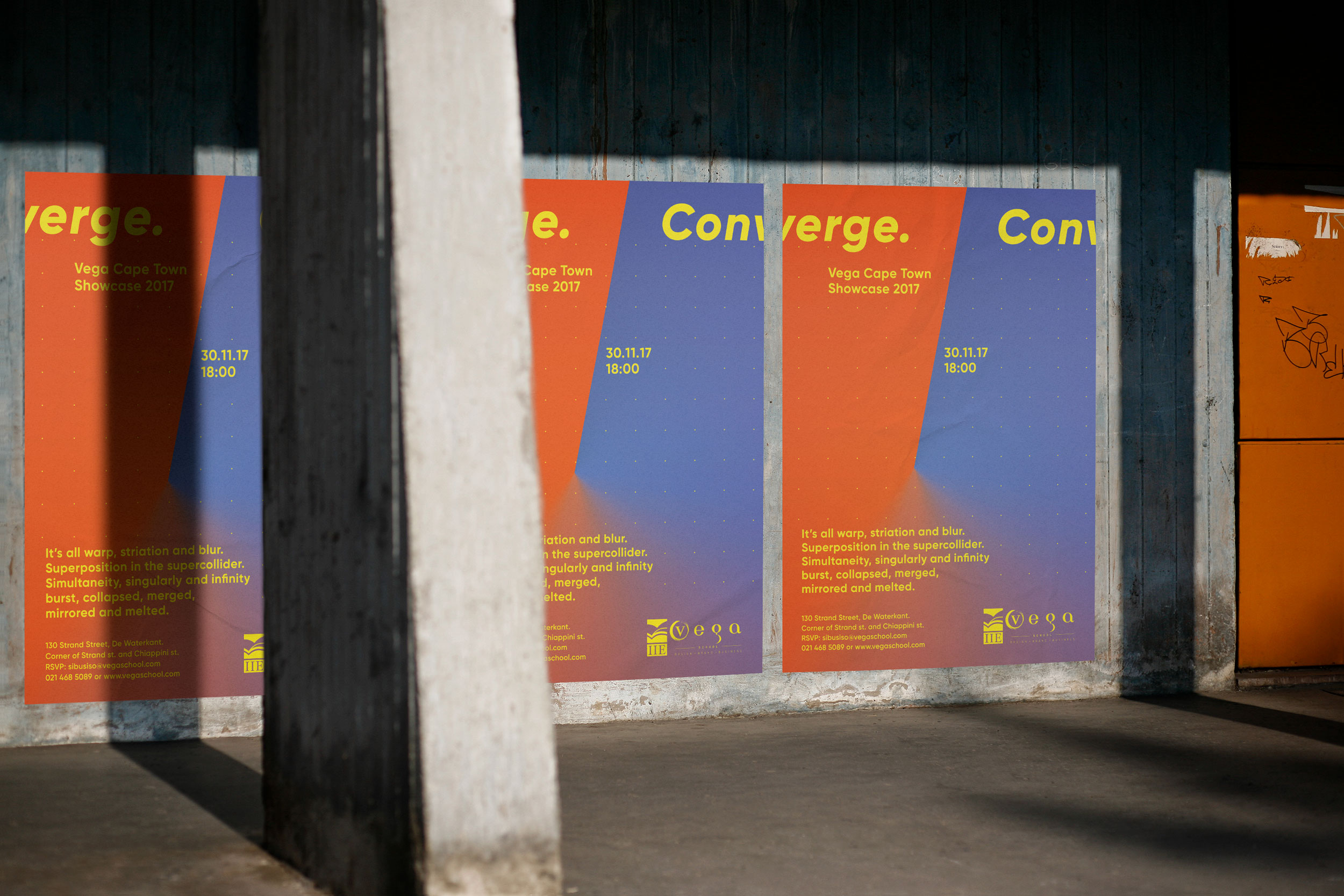 Converge Poster