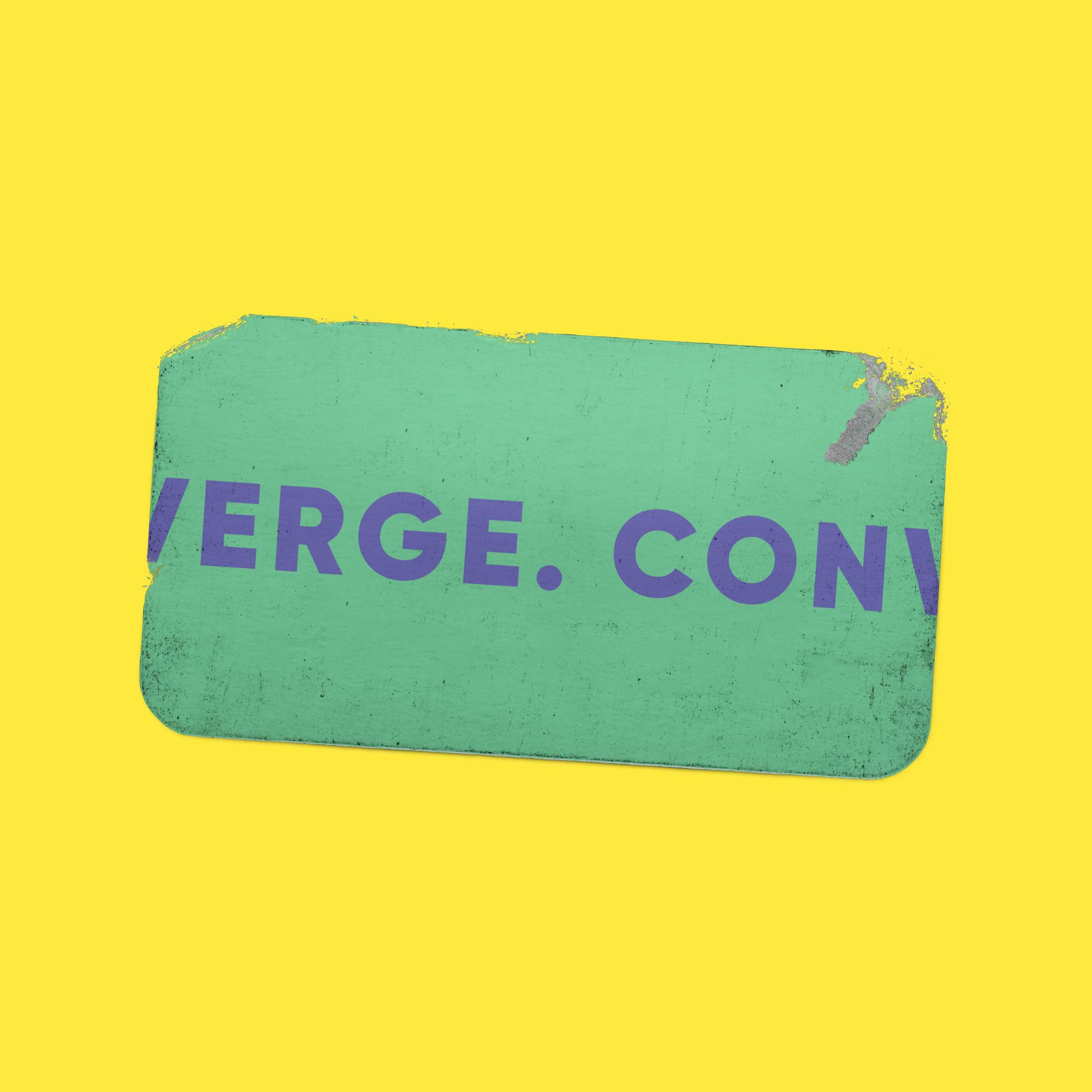 Converge Sticker 2