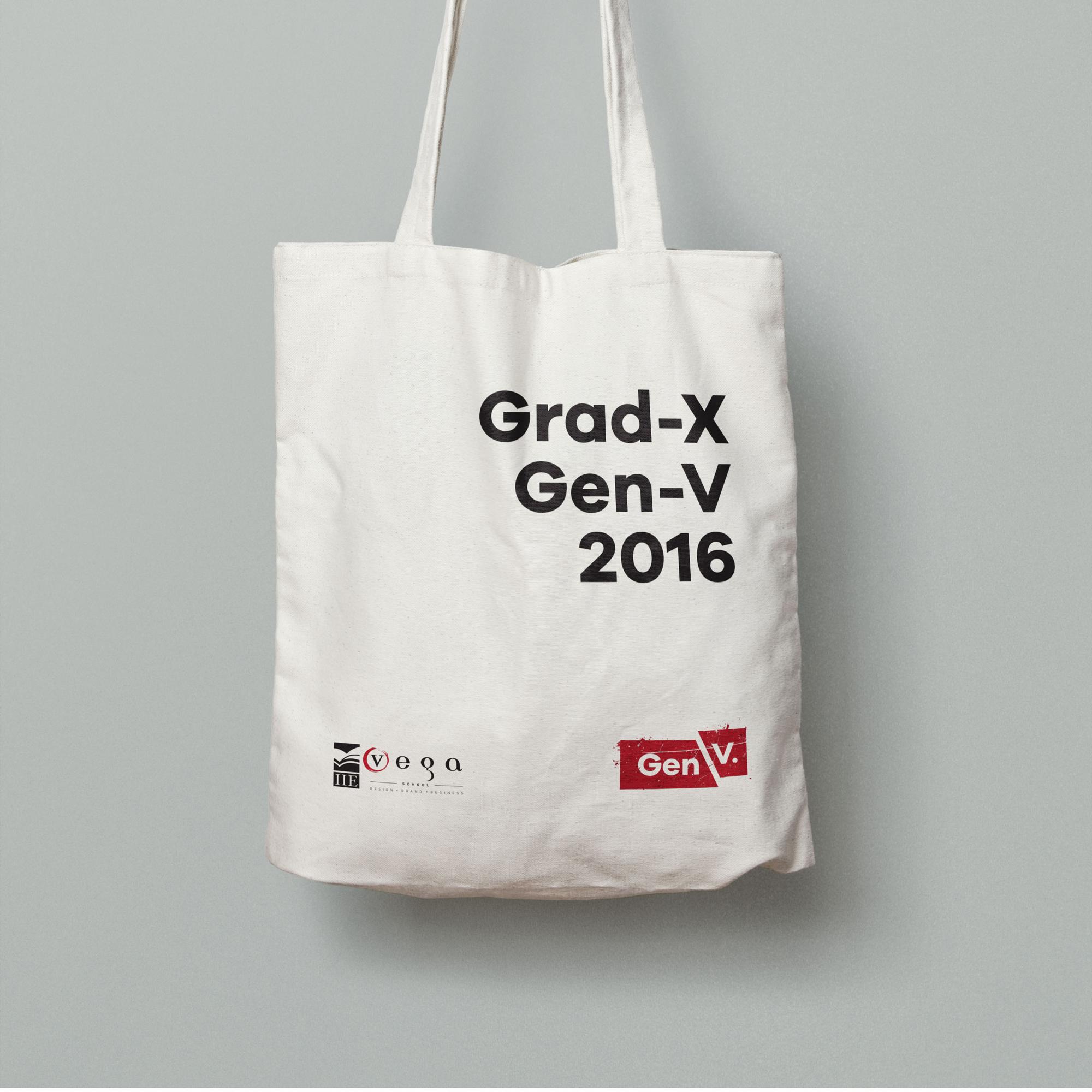 Gen-V Tote Bag