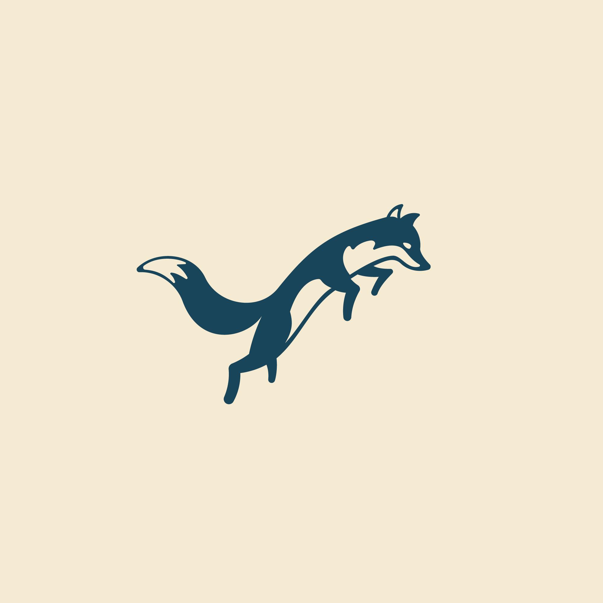 Hunter Gatherer Logomark