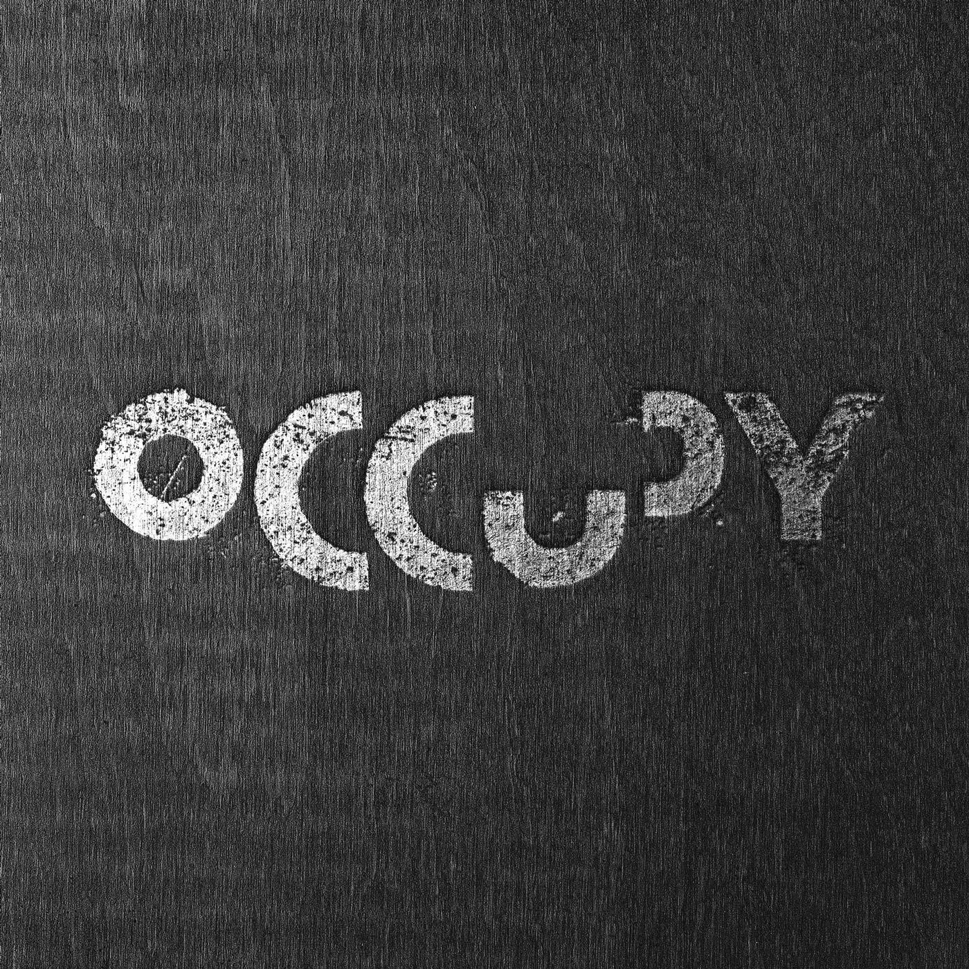 Occupy Logo Mockup