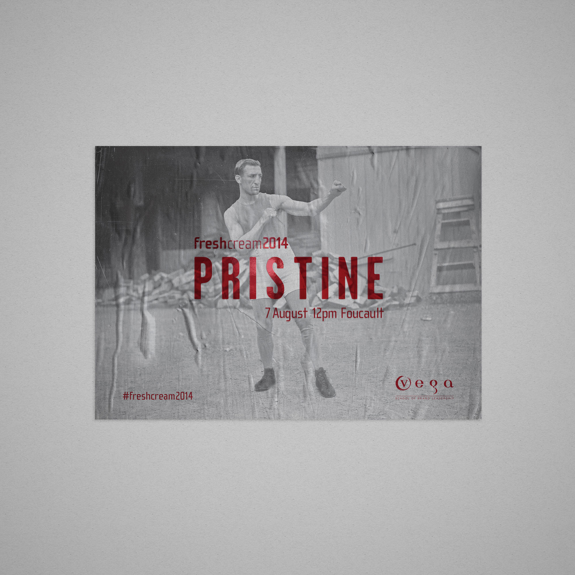 Pristine Poster