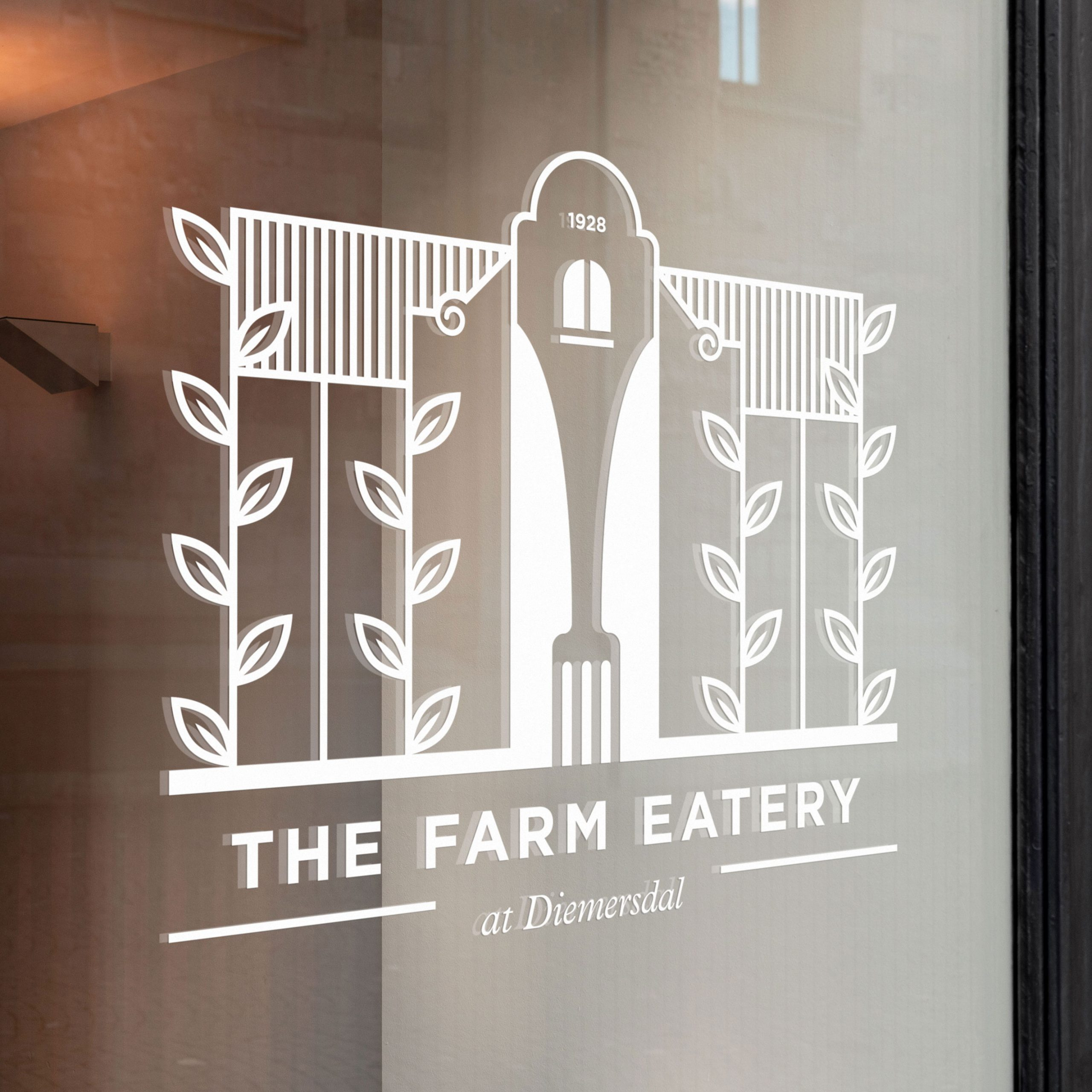 The Farm Eatery Window