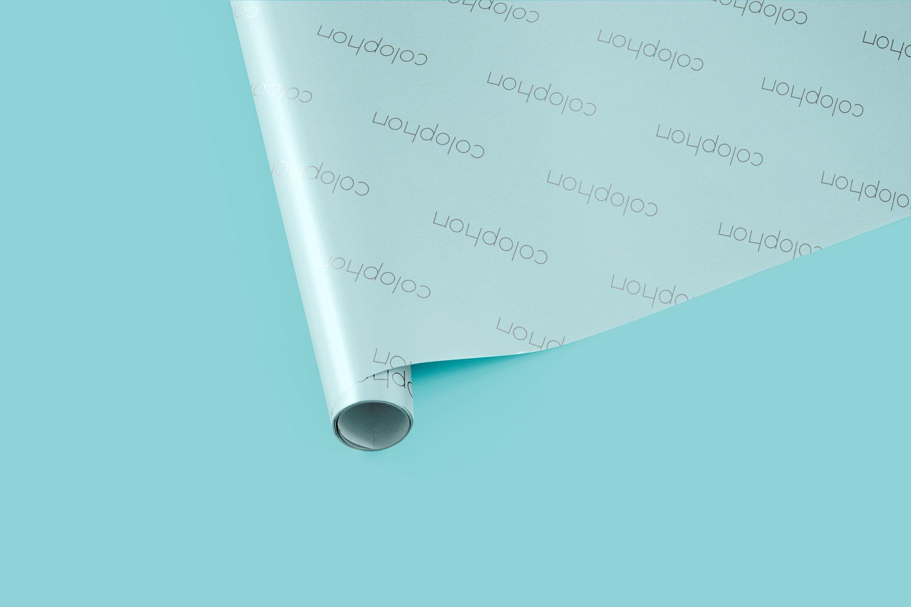 Colophon Branding Archival Tissue