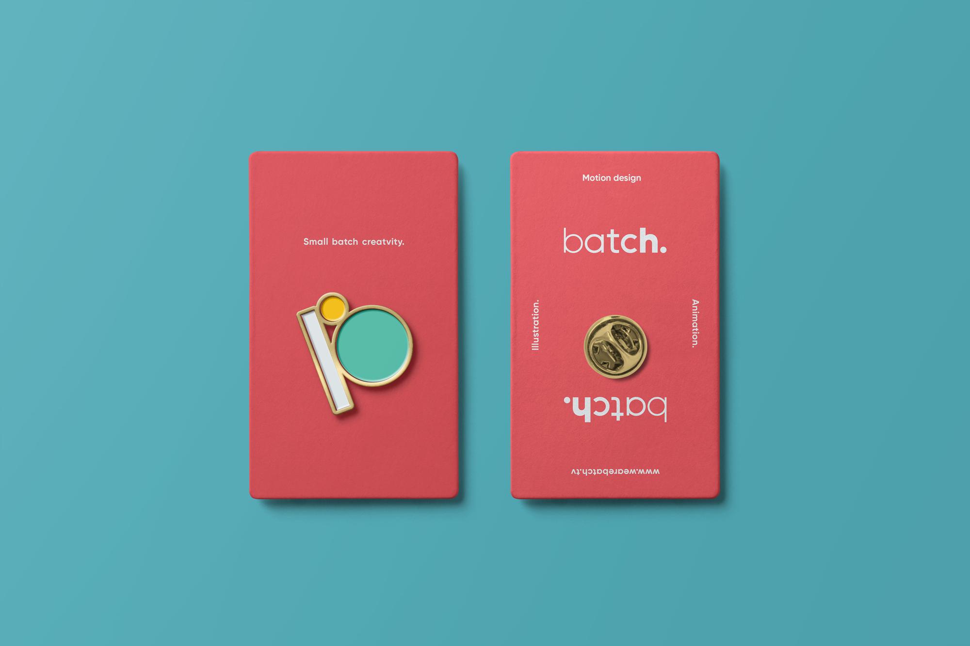 We Are Batch Enamel Pin