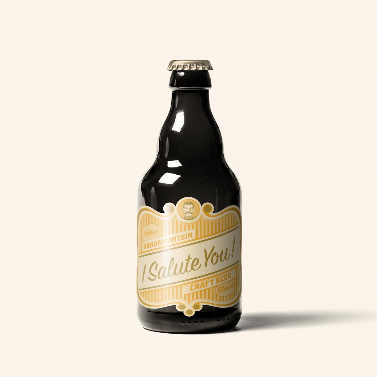 I Salute You Blonde Pale Ale