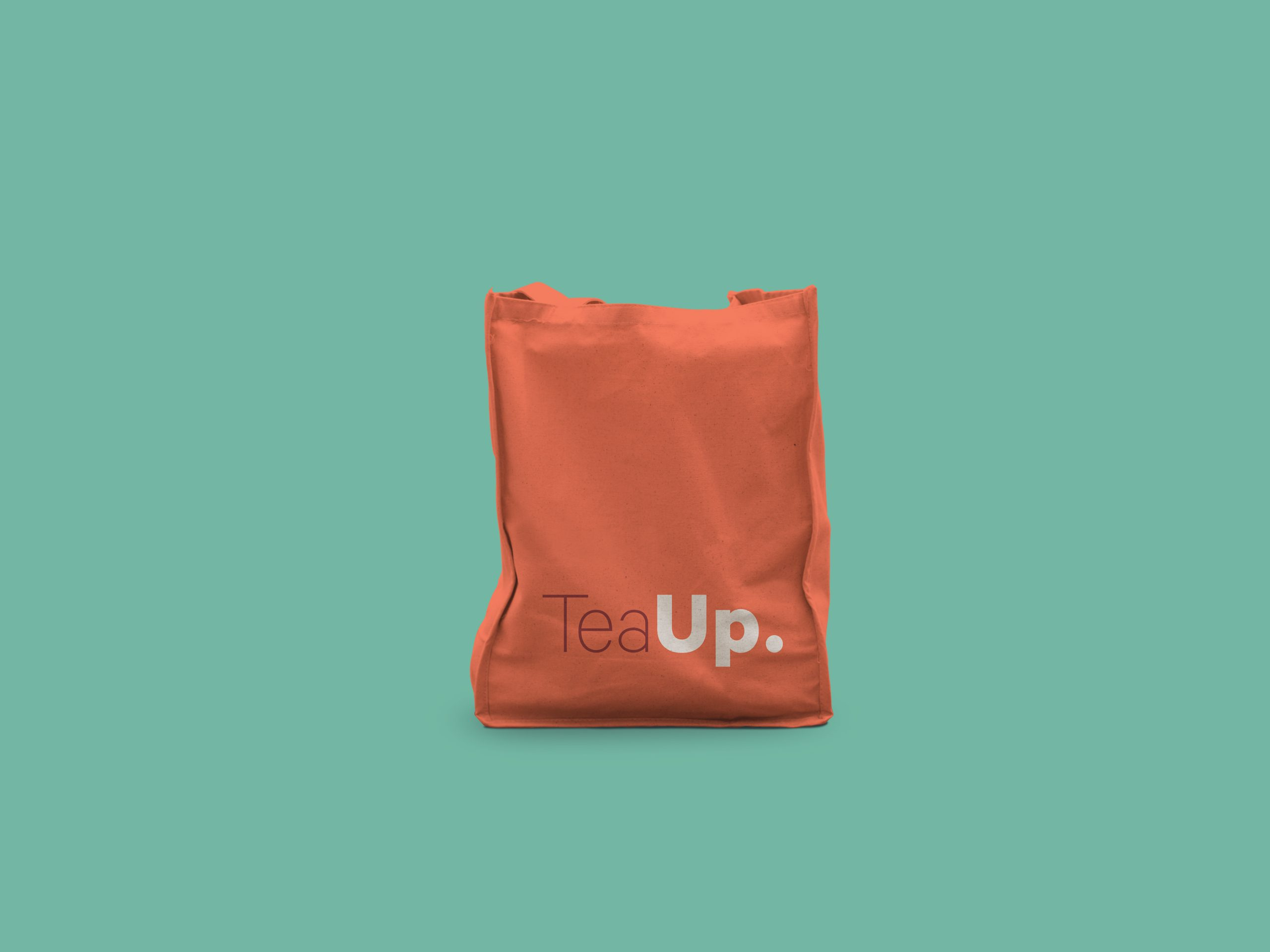 TeaUp Reusable Eco Bag
