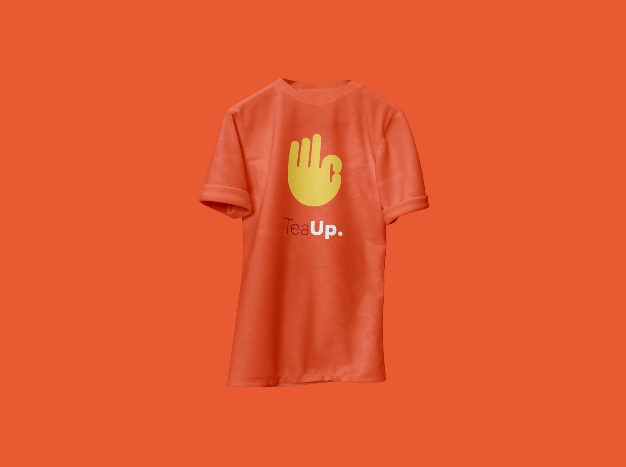 TeaUp T-Shirt
