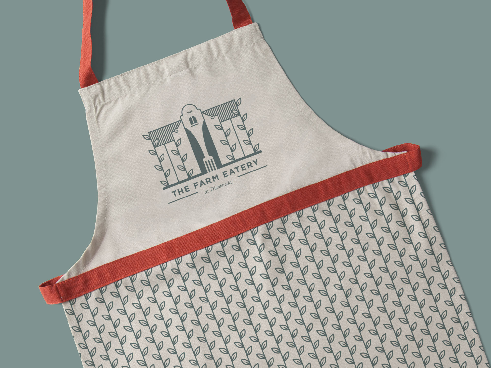 The Farm Eatery Apron