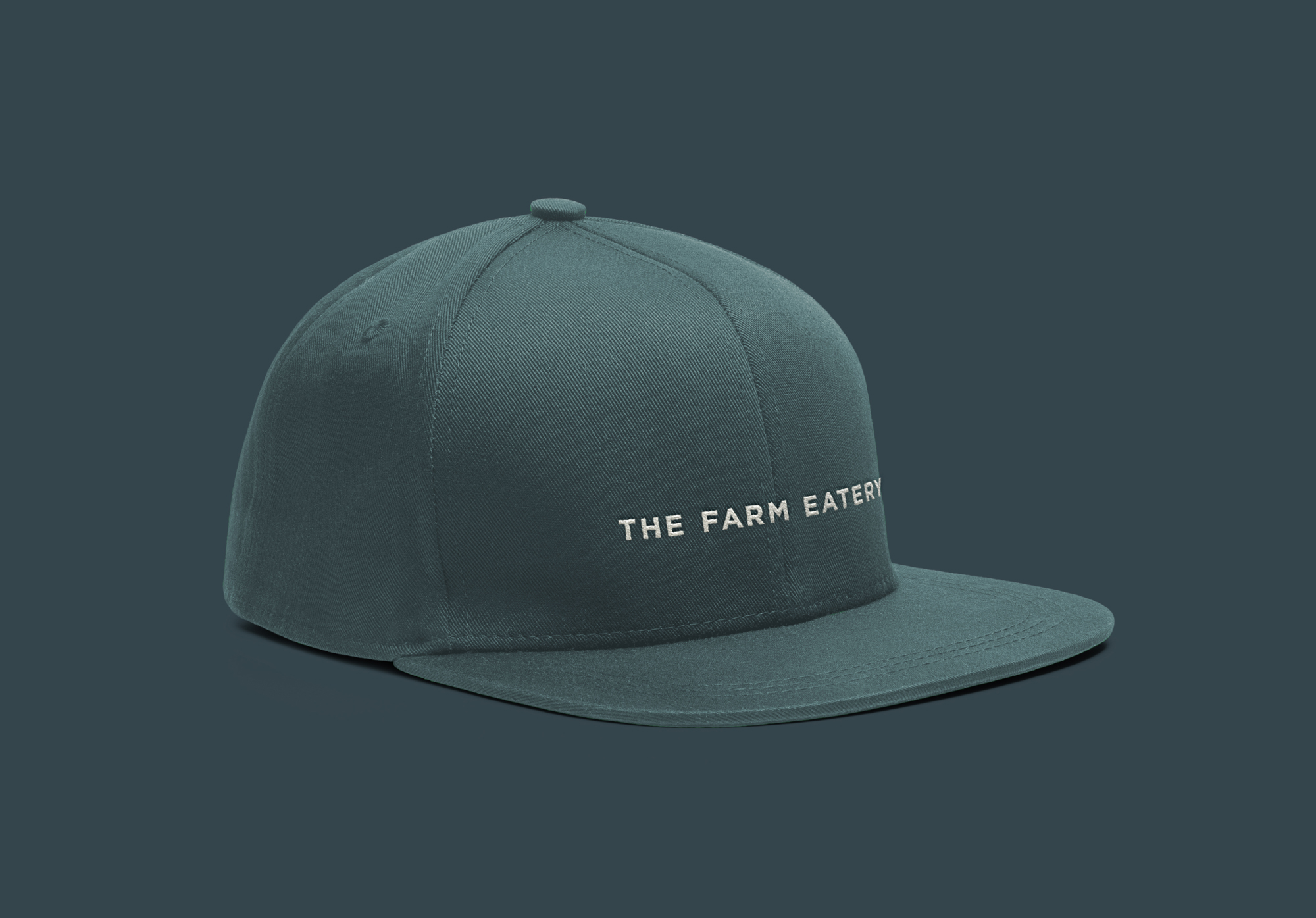 The Farm Eatery Snapback Cap