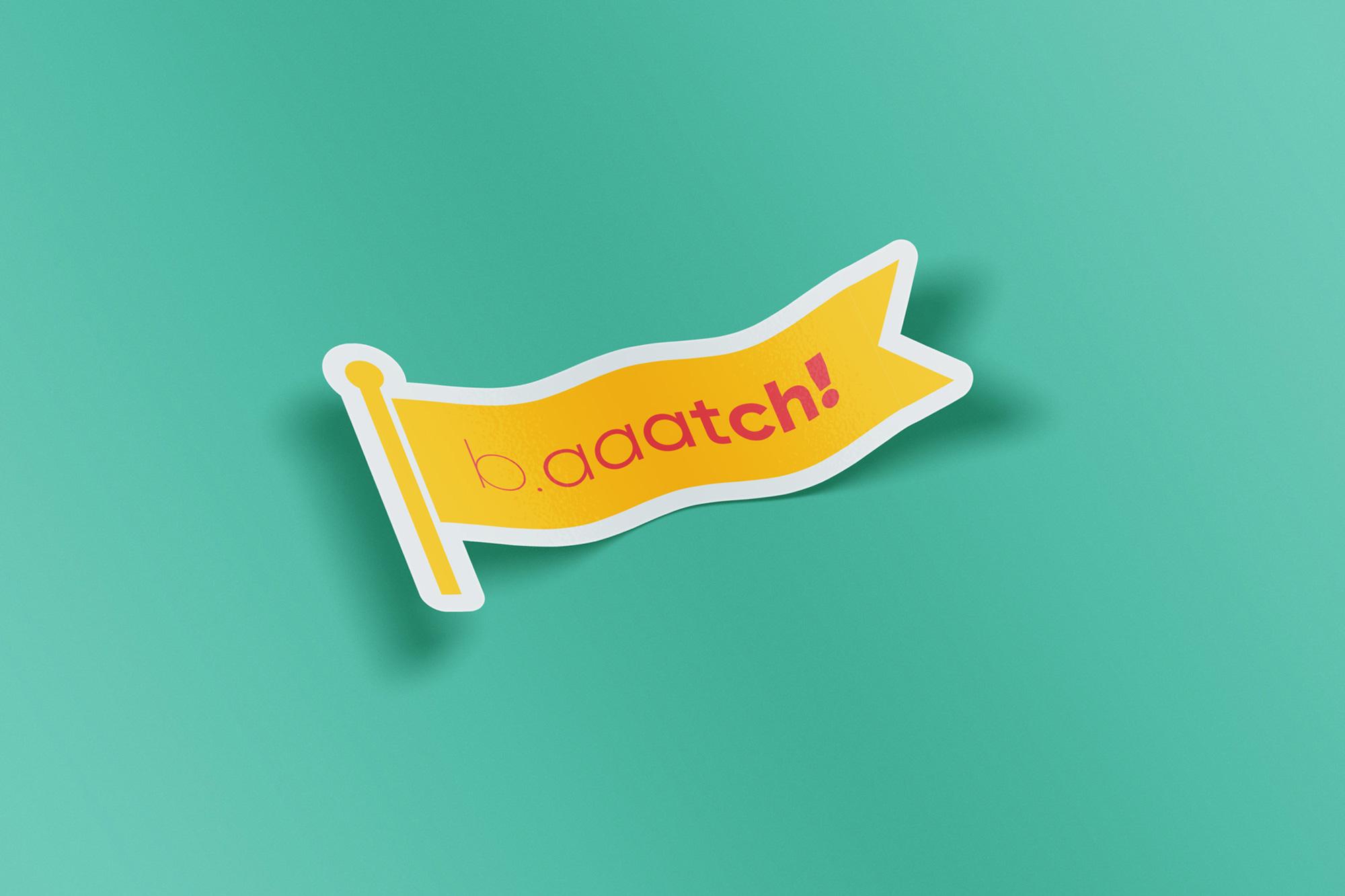We Are Batch Sticker